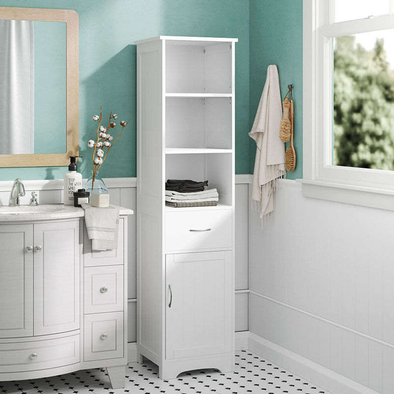 Building A Bathroom Vanity