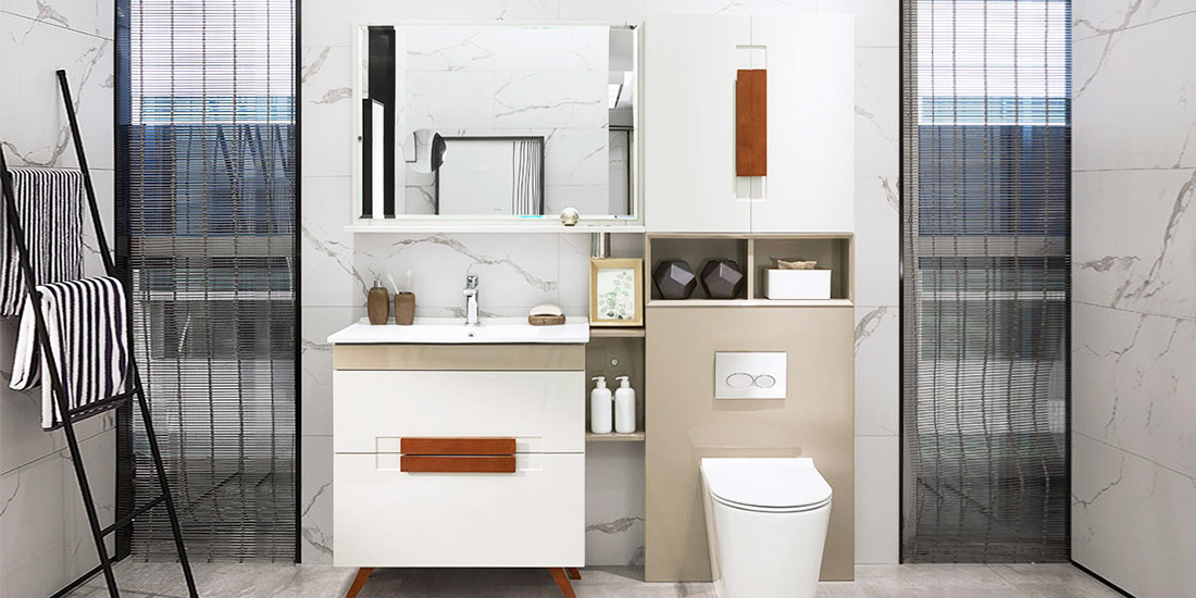 Your modern bathroom
