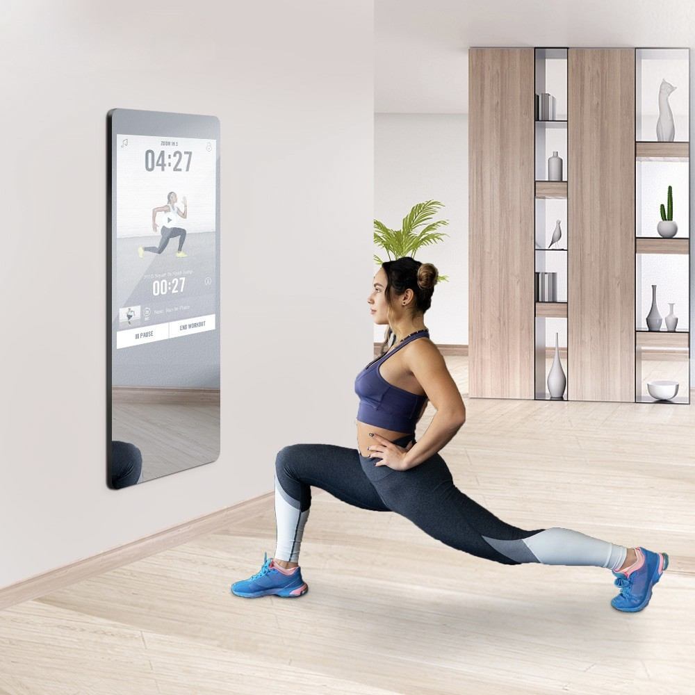 Energy Fitness Mirror Size 18 x 48 Inches 10